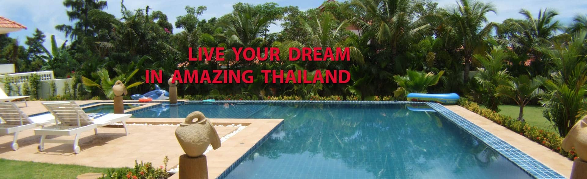 Property Realestate Hua Hin Live your dream in amazing Thailand