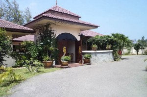 Just another house for sale in Pranburi
