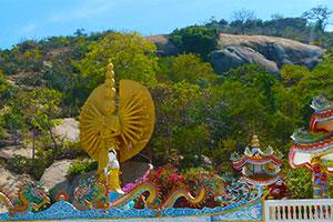 Khao Takiab Chinese Tempel