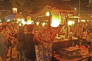 Khao Takiab Cicada Market
