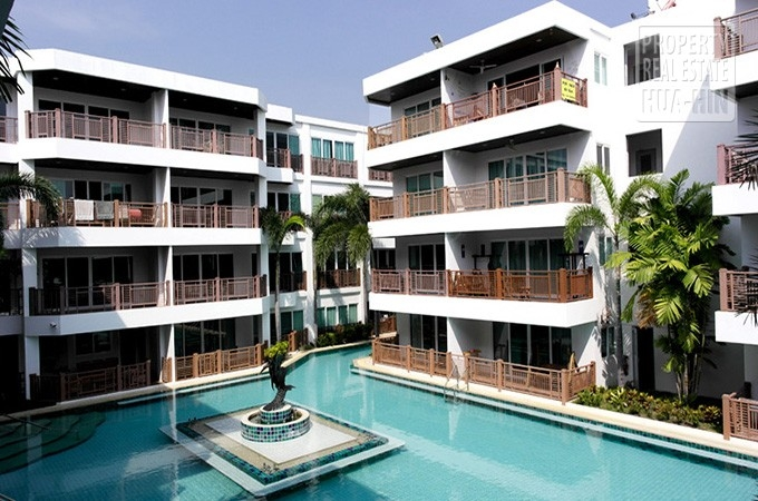 Condominium for sale in Cha Am (PRHH7290)
