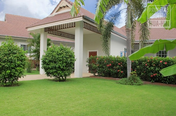 House in Hua Hin West