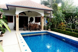 Most popular three bedroom pool villa for sale in Hua Hin West (PRHH7282)