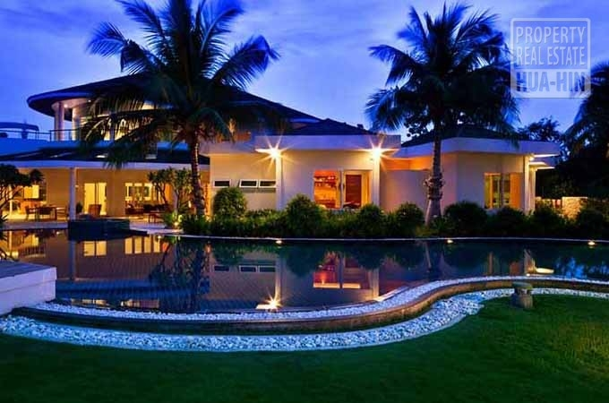 Most luxurious private pool villa Cha-Am South PRHH2025