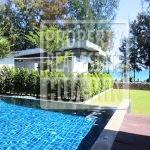 Beachfront house for sale in Hua Hin Sam Roi Yod (PRHH8350)