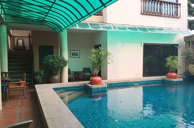 Business for sale Hua Hin resort Thailand (PRHH8300)
