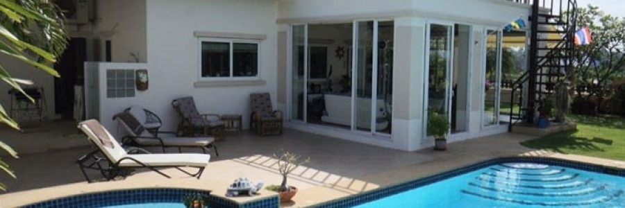 Large pool villa for sale Hua Hin South (PRHH8322)