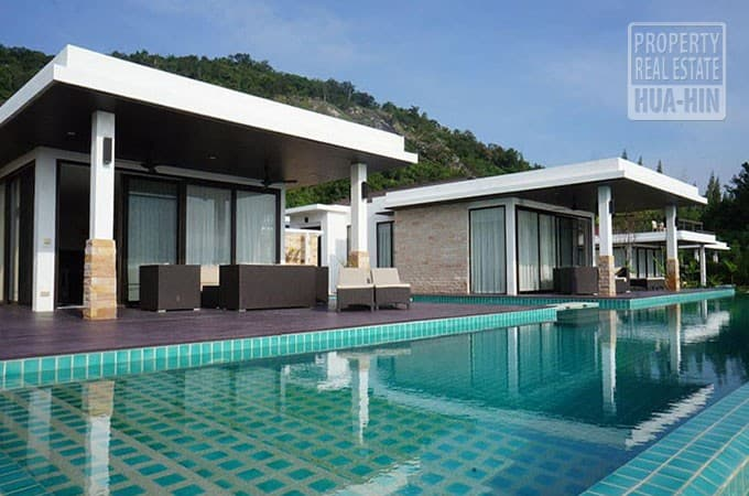 Ocean View Swimming Pool Home For Sale In Khao Tao Prhh8294