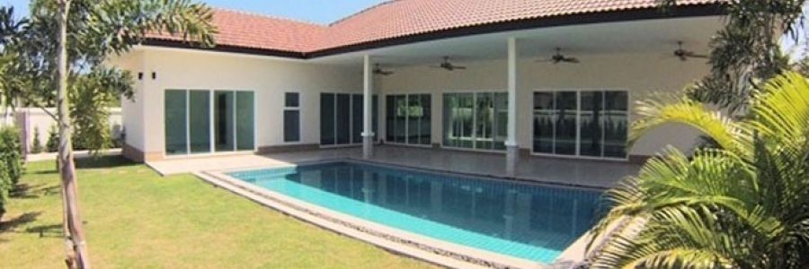 New Development Of Pool Villas for Sale Hua Hin Thailand (PRHH8274)