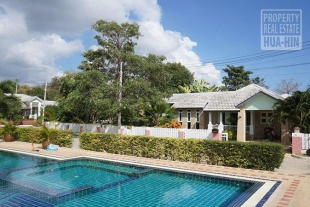 Pool House for Sale Hua Hin North (PRHH8378)