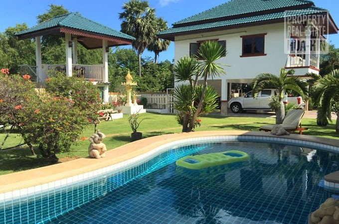 Beach Resort For Sale Sea View Dolphin Bay Hua Hin Pranburi Sam Roi Yod (PRHH8394)