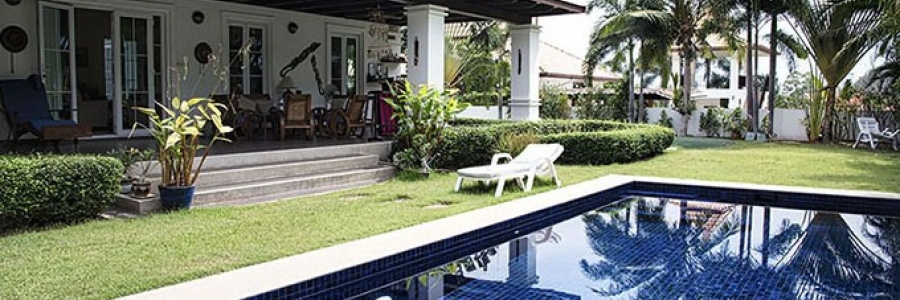 Extremely Private House for sale in Hua Hin South (PRHH8538)
