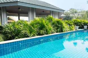 Architect-designed Golf Course Pool Villa For Sale Hua Hin – Cha Am-extremely private (PRHH7408)