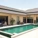 Premium Quality Golf Course Pool Villa For Sale Hua Hin Thailand Premium Location (PRHH8090)