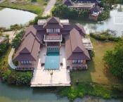 Island Villa Lake Views For Sale Hua Hin (PRHH8532)