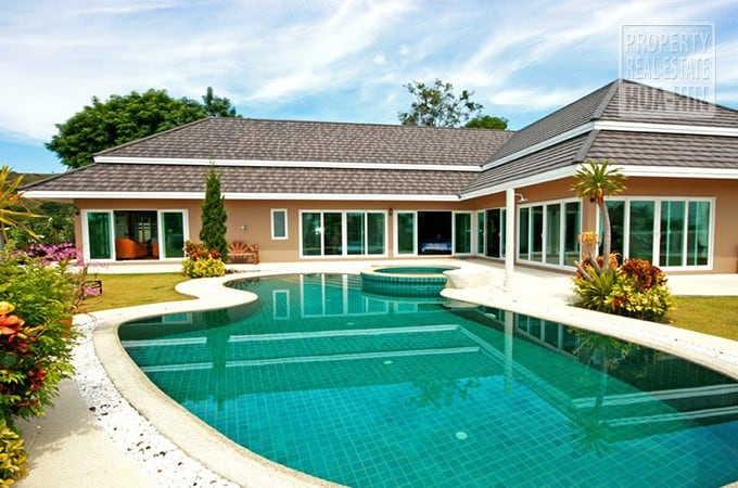 House for sale in hua hin north prhh6668 for House for sale pictures