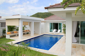 Villa developments Hua Hin