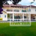 Magnificent pool villa on fabulous golf course (PRHH2026)
