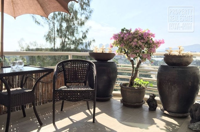 Turnkey Sea View Condo for Sale Hua Hin (PRHH8354)