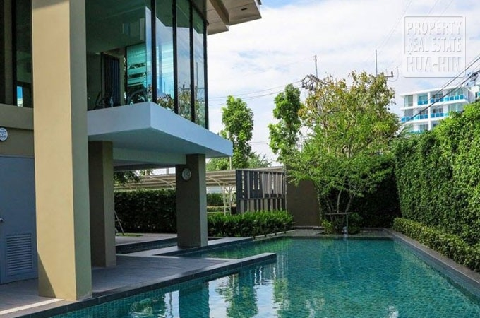 New Condominium for sale in Khao Takiab Hua Hin (PRHH8388)