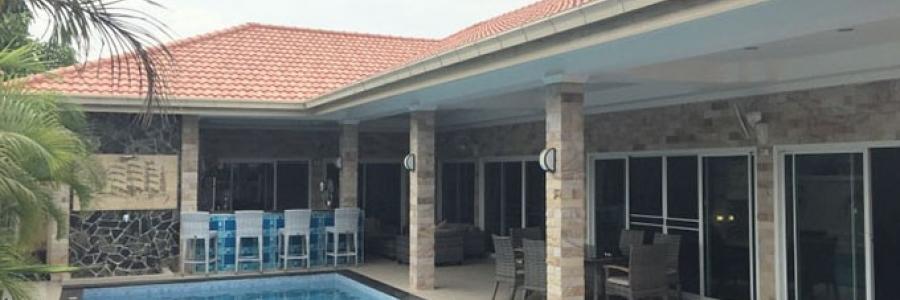 Private Outdoor Pool Villa for Sale Hua Hin (PRHH8332)