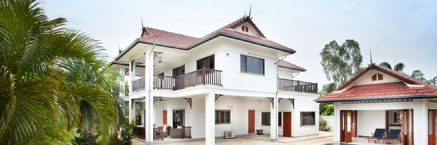 4 Bedroom pool villa for sale Pranburi