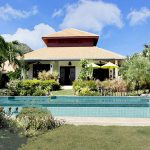 Luxury Swimming Pool Villa For Sale On Luxury Development Hua Hin Thailand (PRHH7676)