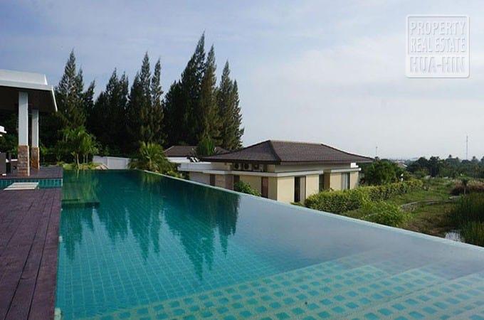 Sea View Ocean View Swimming Pool Villa For Sale Near Hua