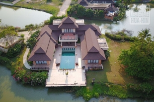 Island Villa Lake Views For Sale Khao Takiab Hua Hin