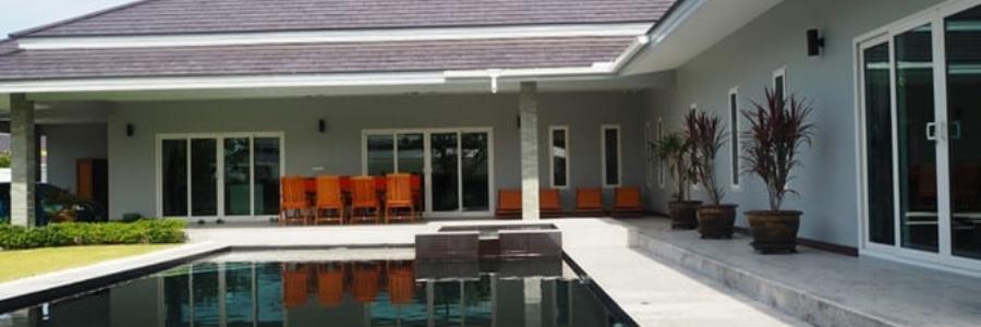 New Modern House For Sale Hua Hin Thailand (PRHH8608)