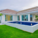 Show Houses With Swimming Pools For Sale Hua Hin Thailand (PRHH8620)