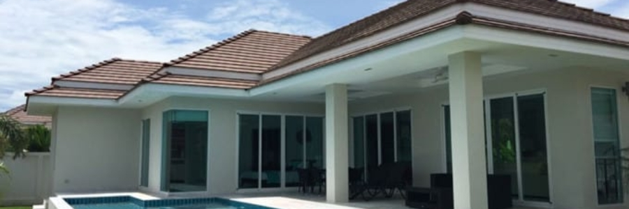 Resale Award Winning Swimming Pool House For Sale Hua Hin Thailand, Negotiable (PRHH8626)