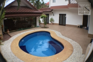 Town Center Location House For Sale Hua Hin Thailand (PRHH8672)