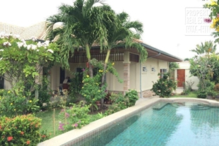 Premium Construction Private House for sale in Hua Hin (PRHH8690)