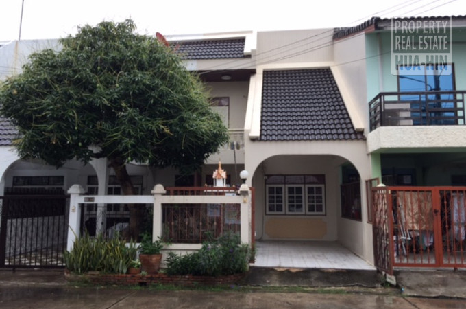 House For Sale on new project Hua Hin center (PRHH8720)