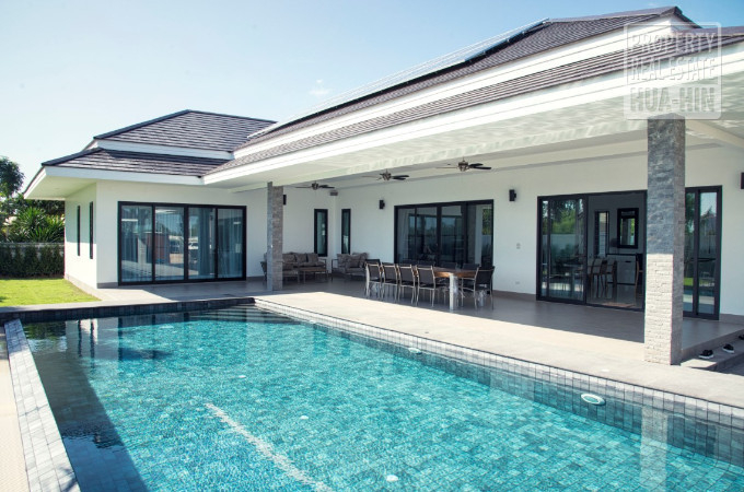 High Quality Luxury Home For Sale Hua Hin Thailand Luxury Materials PRHH8734