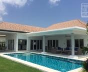 Very modern villa for sale in Hua Hin Thailand PRHH8784