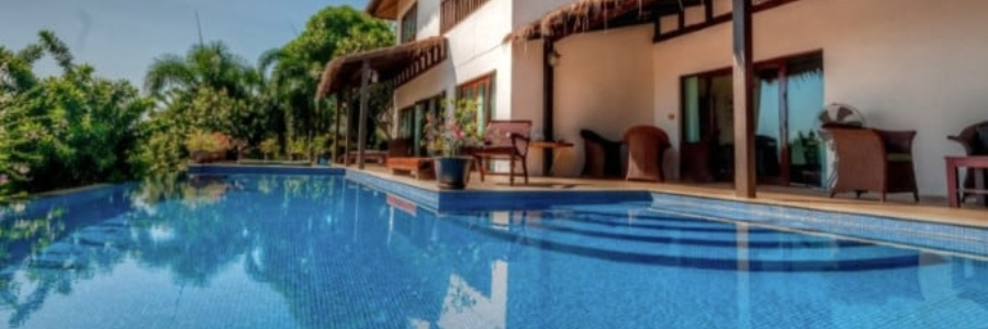 House For Sale Pranburi Near Hua Hin Country Views (PRHH8834)