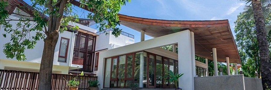 Luxury beach front pool villa for sale Pranburi, Hua Hin West (PRHH9246)