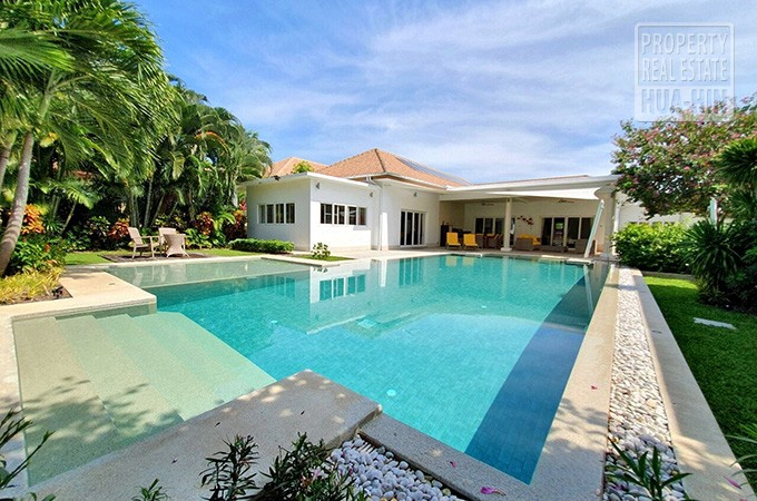 Hua Hin house, hua hin property market