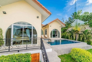 Amazing lake view pool villa for sale (PRHH9244)